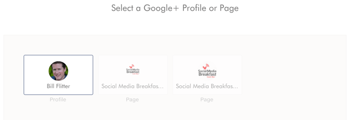 How to Add a Google Plus Personal Profile to dlvr.it